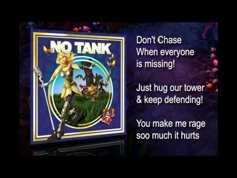 Lady Caere (No Tank) - Don't Chase (No Doubt - Don't Speak Parody)