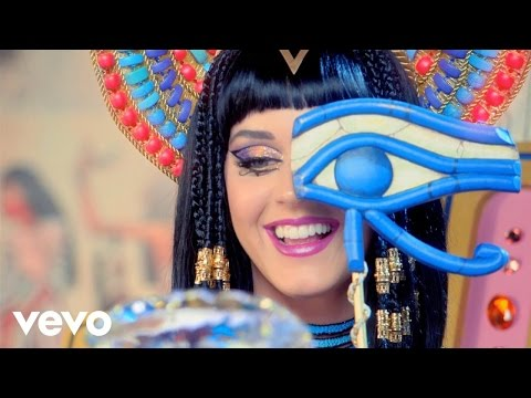 Keti Peri feat. Juicy J - Dark Horse