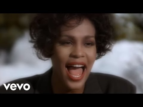 Whitney Huston - I will always love you