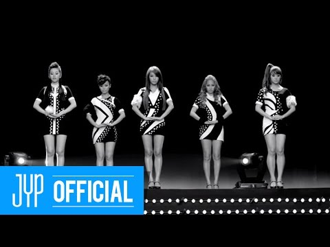 Wonder Girls - Be My Baby