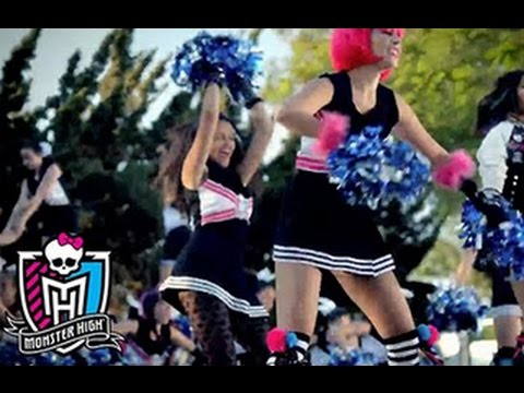 Monster High/Монстр Хай - New song 2013: We are Monster High