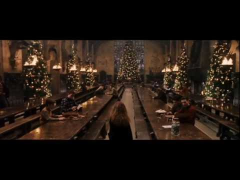 Harry Potter - Christmas at Hogwarts