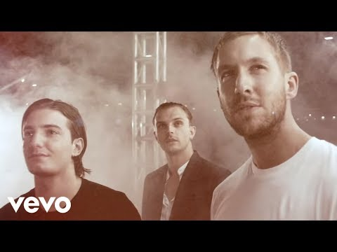 Alesso & Calvin Harris ft. Hurts - Under Control