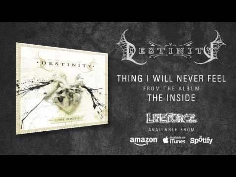 Destinity - Thing I Will Never Feel