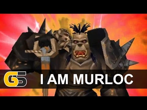 World of Warcraft - I am a Murloc