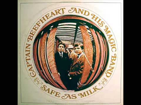 Captain Beefheart And His Magic Band - Where There's Woman