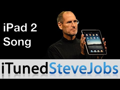 Auto-Tune Steve Jobs - iPad 2 Song