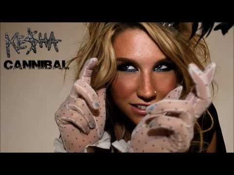 Kesha - Cannibal (radio edit)
