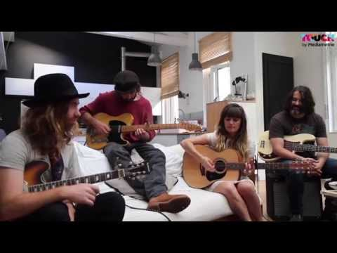 Jackie-O & Brinny Sem - Heart Beat Slow (Angus and Julia Stone Cover)