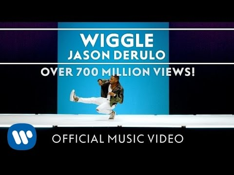 Jason Derulo - Wiggle (Ft. Snoop Dogg)