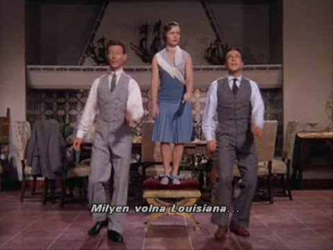 Gene Kelly - Good morning to you