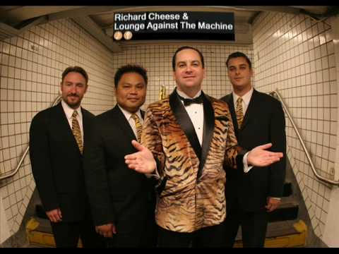 Richard Cheese - Freak On A Leash (Korn Cover)