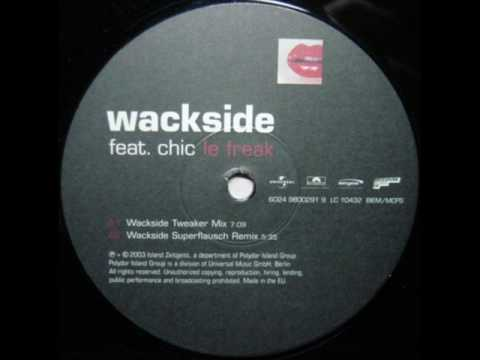 Fantastic Plastic Machine - Wackside Feat. Chic - Le Freak (Wackside Superflausch Remix)